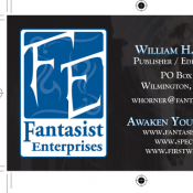 Fantasist Enterprises Business Card
